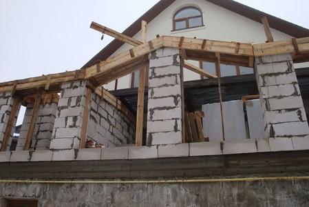 Дома из пеноблоков под ключ - Проектирование и строительство домов